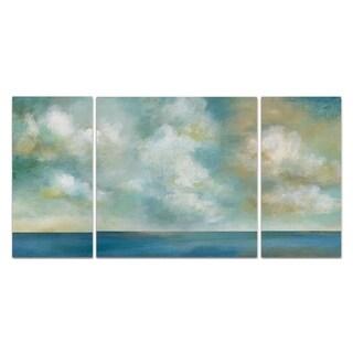 'Cloudscape Vista II' Canvas Wall Art