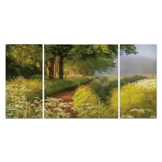 Wexford Home 'Spring in Holland' Premium 3-piece Art Set