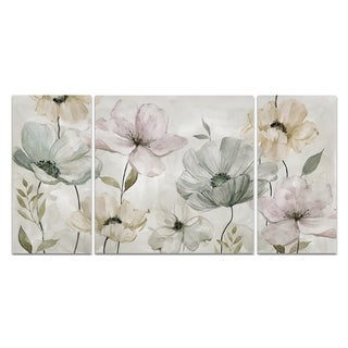Wexford Home 'Garden Greys' Premium Multi Piece Gallery-wrapped Canvas Art Print