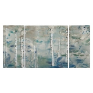 Wexford Home 'Zen Forest II' Canvas Wall Art
