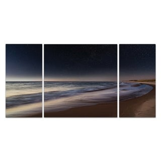 Wexford Home 'Magic Light' Canvas Wall Art (Set of 3)
