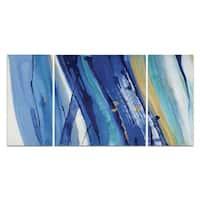Wexford Home 'Waterfall II' Canvas Premium Multi Piece Art