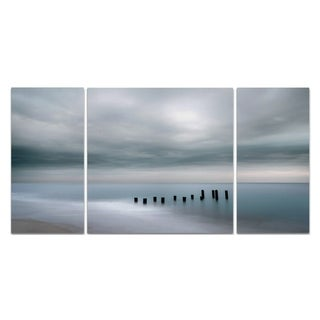 Wexford Home 'Cape May Morning' Canvas Premium Multi Piece Art