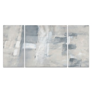 Wexford Home 'Fogscape I' Canvas Wall Art (Set of 3)