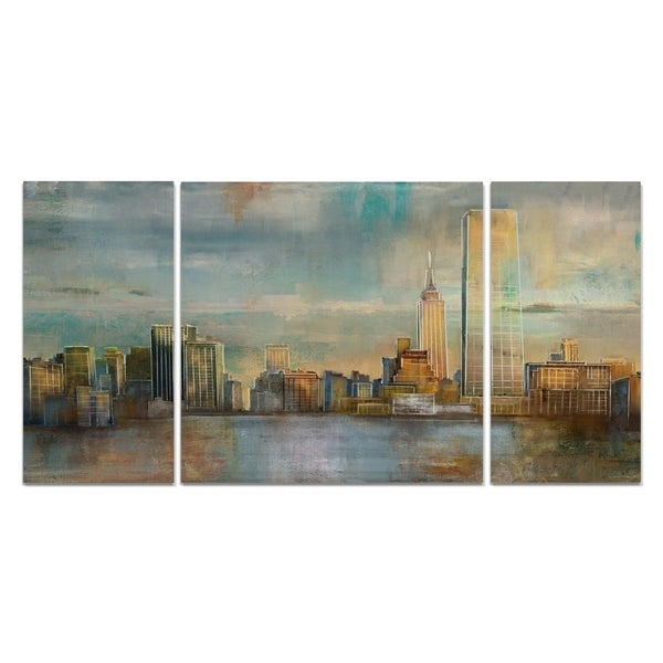 Wexford Home City Skyline-A Premium Multi Piece Art