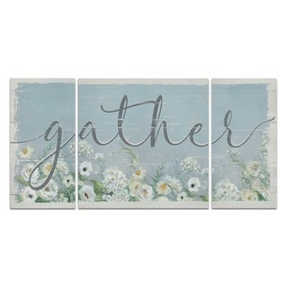 Wexford Home 'Gather Garden' A Premium Multi Piece Art