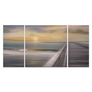 Wexford Home 'Sundown' Canvas Premium Multi Piece Art