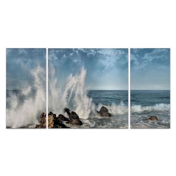Wexford Home Big Splash-A Premium Multi Piece Art