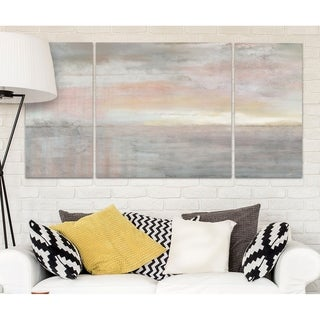 Wexford Home 'Early Morning' 3-piece Wall Art Set