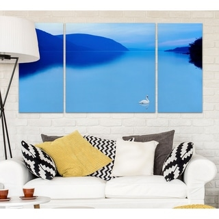 Wexford Home 'Scene on the Water IV' Premium Multi Piece Gallery-wrapped Canvas Art Print Set