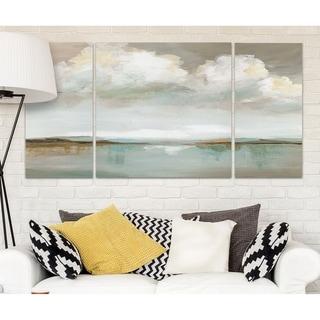 'Big Sky' 3-piece Canvas Wall Art