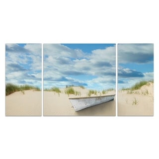 Wexford Home 'Beach Photography I' Canvas Premium Multi Piece Art