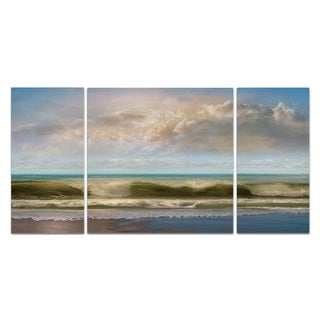 Wexford Home 'Beach Break' Premium Canvas Multi-piece Giclee Wall Art