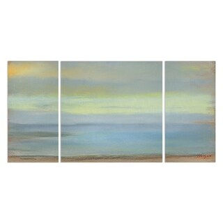 Wexford Home 'Marine Sunset' Canvas Premium Multi Piece Art