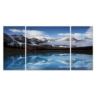 Wexford Home 'Valley of Ten Peaks' Premium Multi-piece Canvas Wall Art