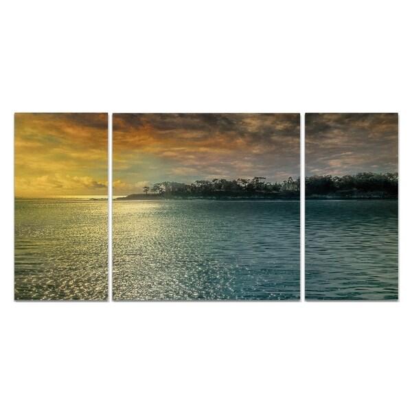Wexford Home 'Mystic Island' Premium Giclee Print Multi-piece Art Set