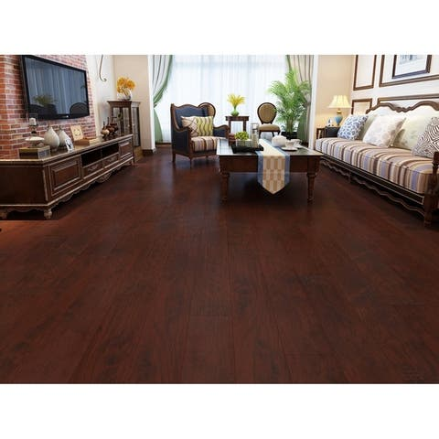 "6.83"" Wide American Laminate Flooring (16.94 SF/Carton)"