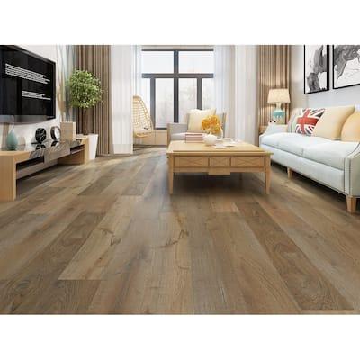 7.68-inch Sahara Laminate Flooring (20.40 SF/Carton)