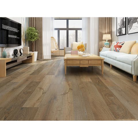 "7.68"" Wide Sahara Laminate Flooring (20.40 SF/Carton)"