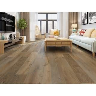 "7.68"" Wide Sahara Laminate Flooring (20.40 SF/Carton)"