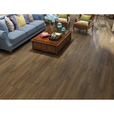 """7.68"""" Wide Canyon Laminate Flooring (20.40 SF/Carton)"""