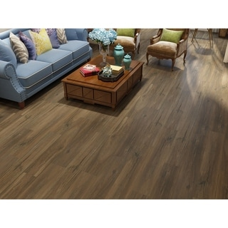 "7.68"" Wide Canyon Laminate Flooring (20.40 SF/Carton)"
