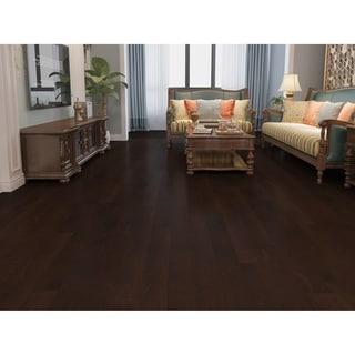Espresso Finish Engineered Birch Wood Flooring (19.69 Sq. Ft/Carton)