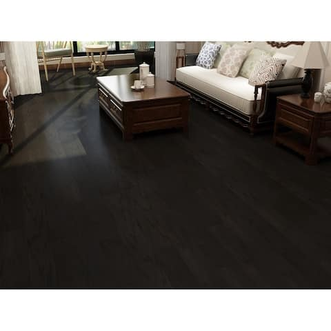 Java Finish Engineered Oak Wood Flooring (19.68 Sq. Ft/Carton)