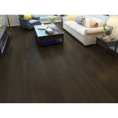 Cinnamon Finish Engineered Oak Wood Flooring (19.68 Sq. Ft/Carton)