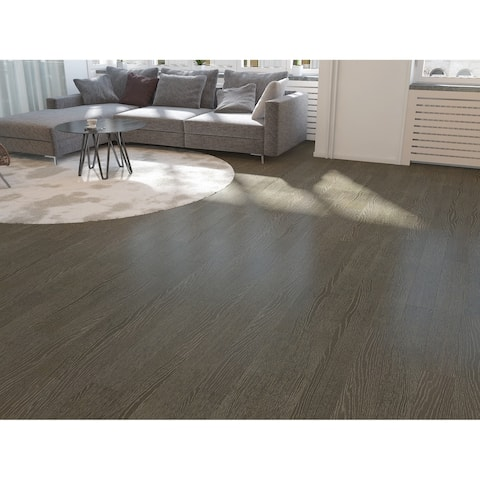 Wheat Finish Engineered Oak Wood Flooring (19.68 Sq. Ft/Carton)