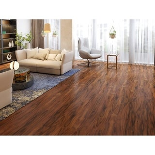 Natural Finish Engineered Acacia Wood Flooring (19.69 Sq. Ft/Carton)