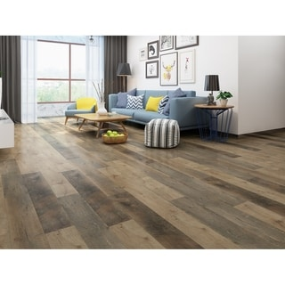 Harvest Finish SPC Vinyl Plank Flooring (24.30 Sq. Ft/Carton)