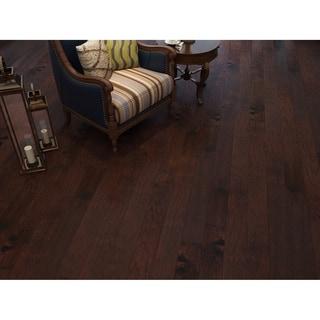 Whiskey Finish Engineered Hickory Wood Flooring (19.68 Sq. Ft/Carton)