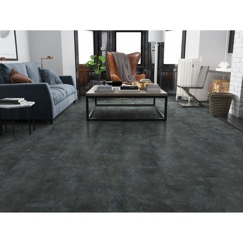 Shadow Finish SPC Vinyl Plank Flooring (24.71 Sq. Ft/Carton)