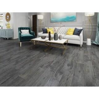 Link to Slate Finish WPC Vinyl Plank Flooring (31.45 Sq. Ft/Carton) Similar Items in Building Blocks & Sets