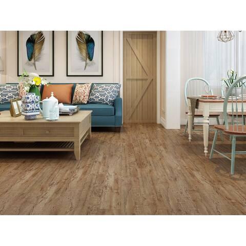 Buy Brown Vinyl Flooring Online At Overstock Our Best