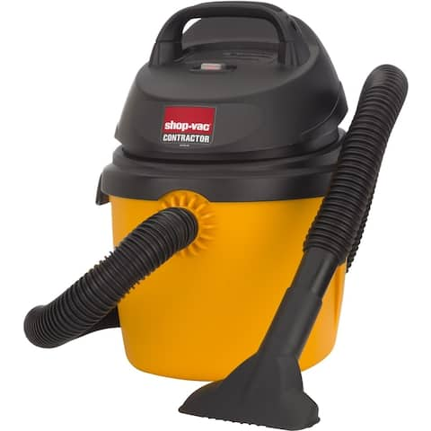 Shop-Vac 2.5 Gallon 2.5 Peak HP Contractor Portable Wet Dry Vac
