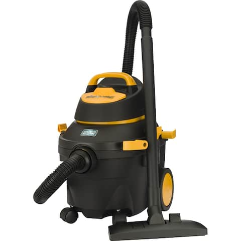 Shop-Vac 4 Gallon 5.5 Peak HP Wet / Dry Vacuum SVX2 Motor Technology