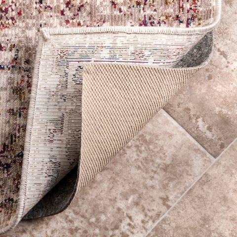 Porch & Den Bainbridge Grey Eco-friendly Non-slip Felted Reversible Rug Pad