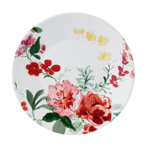 Floral 13-inch Fine Bone China Charger Plate