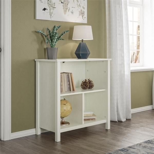 Avenue Greene Caroline Ivory Bookcase