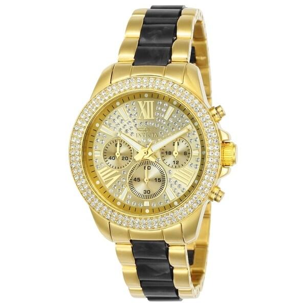 Invicta Women's Angel 24125 Gold Watch