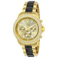 Invicta Women's Angel 24125 Gold Watch