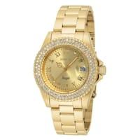 Invicta Women's Angel 19513 Gold Watch