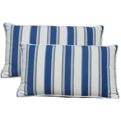 Blue Outdoor Cushions Pillows