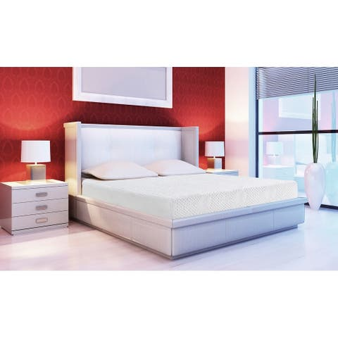 Sleeplanner 6-inch Multi-layered Memory Foam Mattress