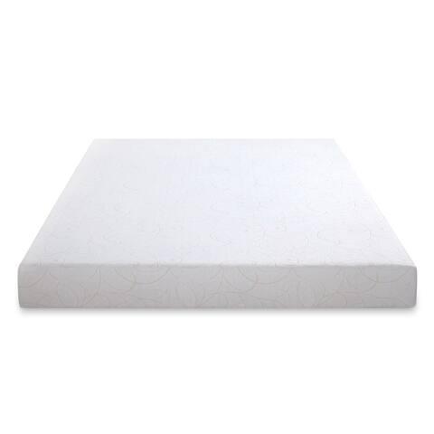 Sleeplanner 7 Inch Gel Memory Foam Mattress