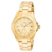Invicta Women's Angel 17524 Gold Watch