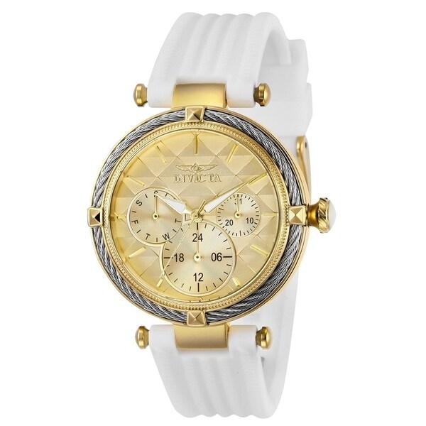 Invicta Women's Bolt 28966 Gold Watch
