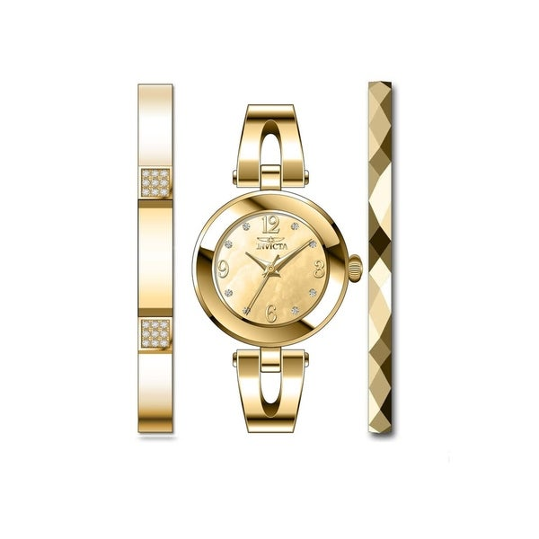 Invicta Women's Angel 29331 Gold Watch